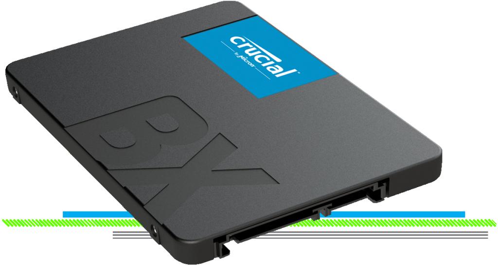 SSD Crucial® BX500