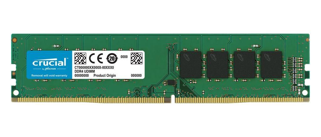 Memória Crucial (RAM)